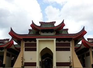 Masjid Jubli Perak Sultan Ismail Petra