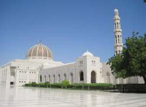 Sultan Qaboos Grand Mousque, Muscat