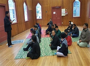Muslim Community Prayer Hall