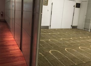 Toronto Pearson International Airport Prayer room