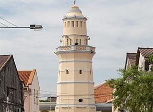 Masjid Lebu Acheh- Acheen Street Mosque