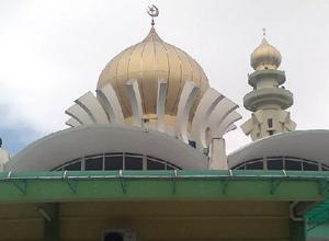 Penang State Mosque (Masjid Negeri)