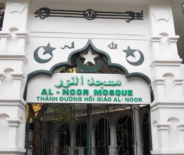 Al-Noor Masjid, Hanoi