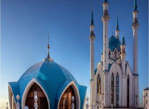 Zangar Masjid, Kazan