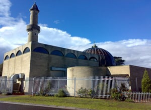 West Melbourne Mosque