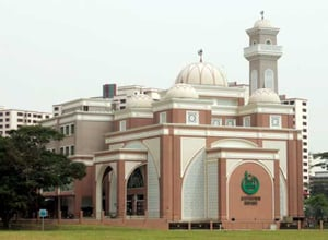 Masjid As-Syakirin, Singapore
