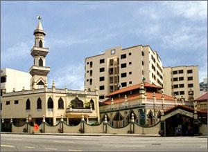 Masjid Khadijah, Singapore