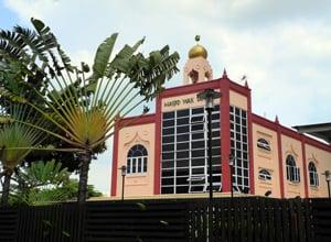 Masjid Wak Tanjong, Singapore