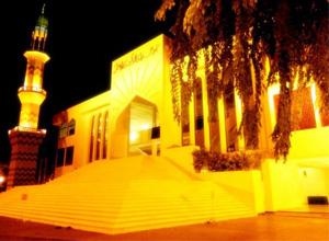 Masjid-al-Sultan Muhammad Thakurufaanu Al Auzam