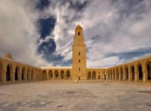 Mosque of Uqba Tunisia