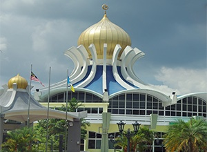 Masjid Negeri – State Mosque of Penang