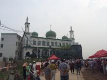 Wuhan Jiangan Mosque
