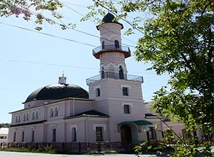 Black Mosque of Astrakhan