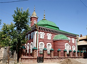 Red Mosque of Astrakhan