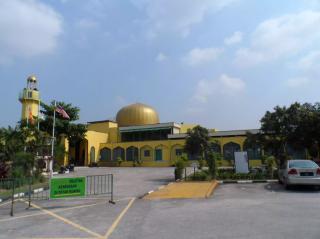 Masjid Darul Ehsan Subang Jaya