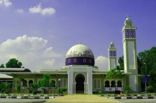 Masjid Al Muhajirin (TUDM Subang)