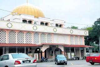 Masjid Abu Ubaidah al Jarrah, Taman Seri Rampai, Kuala Lumpur