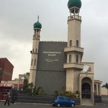 Mohamedeya (Sparks Road) Musjid