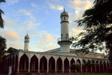 Central Mosque of Dhaka University