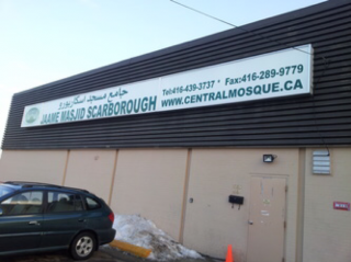 Central Masjid Scarborough