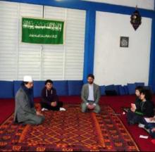 COREIS mosque