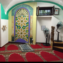 Islamic Cultural Centre - Mosque