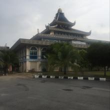 مسجيدالراشيدين (Masjid al Rasyidin)Masjid Daerah Alor Gajah