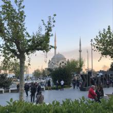Dolmabahce Camii