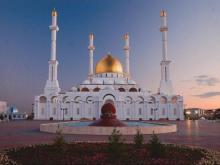 Nur-Astana Masjid, Astana