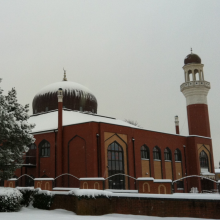 Oxford Central Mosque