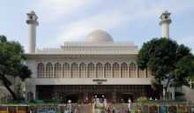 Kowloon Mosque, Hong Kong