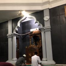 Masjid TAQWA Sekayu