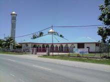masjid ar-riyasi kg tanjong kapor