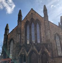 Daral Arquam, Edinburgh