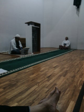 Masjid Darussalam Pondok Hijau