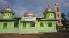 Masjid Raya Tiku