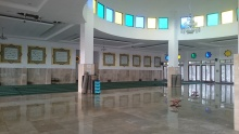 masjid raya raudhatul irfan
