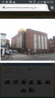 Greenwich Islamic Center