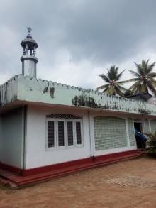 Kuruwita & Higgashena Jumma Mosque
