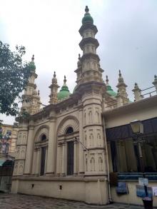 Tipu Sultan Shahi Mosque, Esplaned Mor Main Chowrasta,Near Mor Esplanade