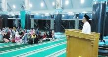Masjid Taqwa Universitas Medan Area