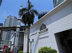 An-Nur Kota Raya Mosque