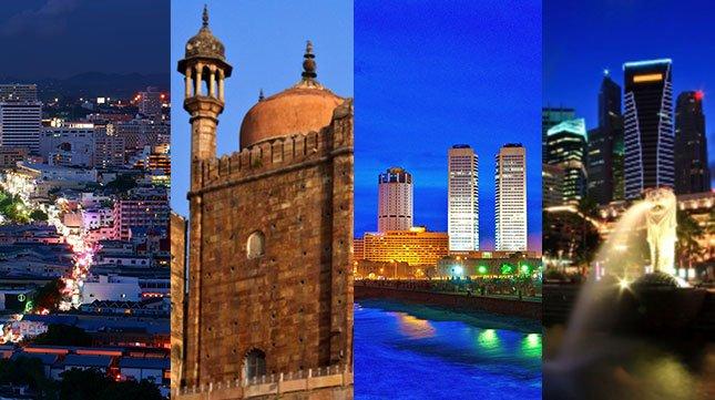 Muslim Friendly Destinations in Asia
