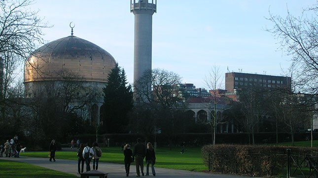 The Great Mosques of London