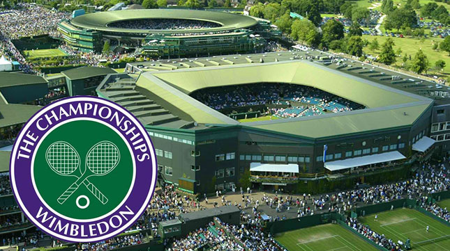 Visiting London for the Wimbledon Championships
