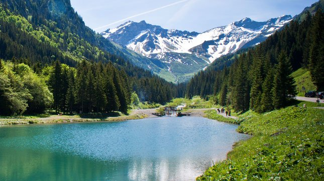 The Best Muslim-friendly Destinations in Switzerland