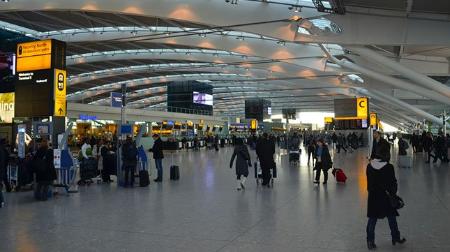 UK Airports – What they can offer Muslim Travellers