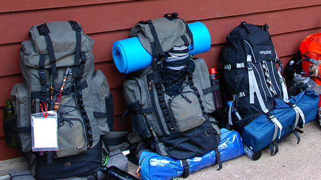 Backpacking Essentials for Travelling