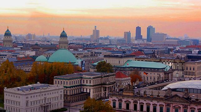 A Weekend Getaway in Berlin