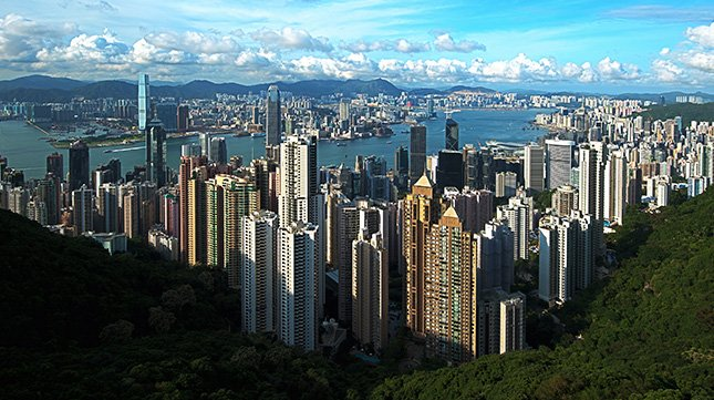 A Weekend Getaway in Hong Kong